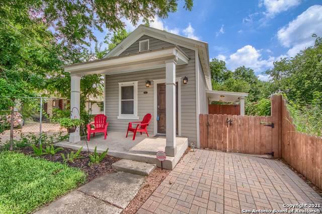 548 Leigh St, San Antonio, TX 78210 (MLS #1544769) :: Tom White Group
