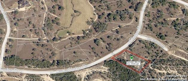LOT 46 Clubs Drive, Boerne, TX 78006 (#1545076) :: Zina & Co. Real Estate