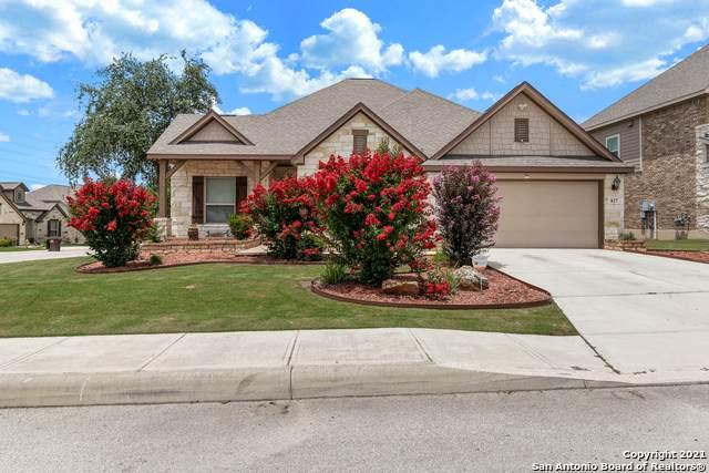 827 Fleet Admiral, San Antonio, TX 78245 (MLS #1545530) :: 2Halls Property Team | Berkshire Hathaway HomeServices PenFed Realty