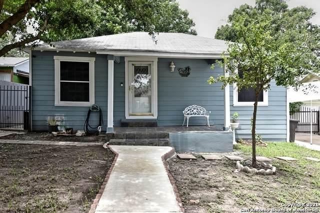 1307 W Lynwood Ave, San Antonio, TX 78201 (MLS #1545553) :: The Real Estate Jesus Team