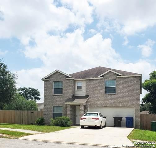 202 Hallie Cove, San Antonio, TX 78227 (MLS #1545849) :: The Mullen Group | RE/MAX Access