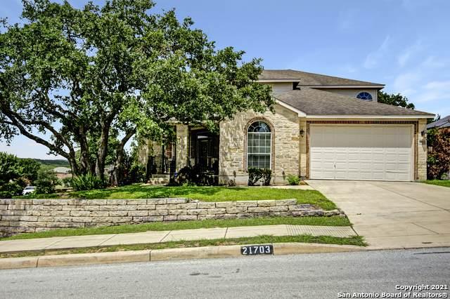 21703 Hanover Crest, San Antonio, TX 78259 (MLS #1545947) :: The Lopez Group