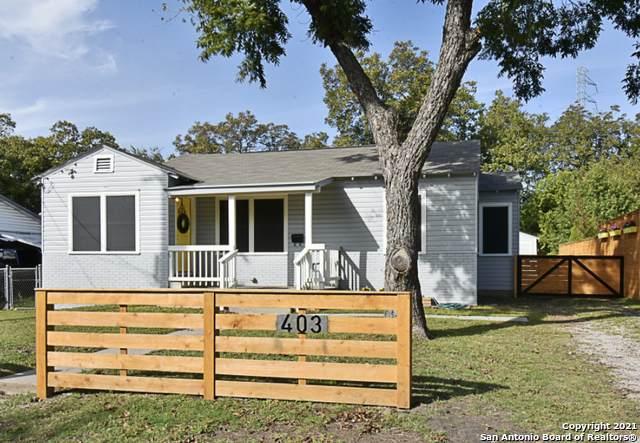403 Ward Ave, San Antonio, TX 78223 (MLS #1545969) :: The Rise Property Group