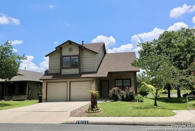 14111 Fairway Oaks, San Antonio, TX 78217 (MLS #1546034) :: Vivid Realty