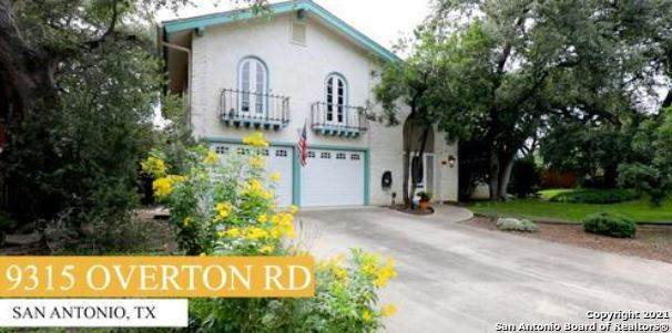 9315 Overton Rd, San Antonio, TX 78217 (MLS #1546132) :: The Gradiz Group