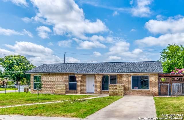 550 E Villaret Blvd, San Antonio, TX 78221 (MLS #1546201) :: The Gradiz Group