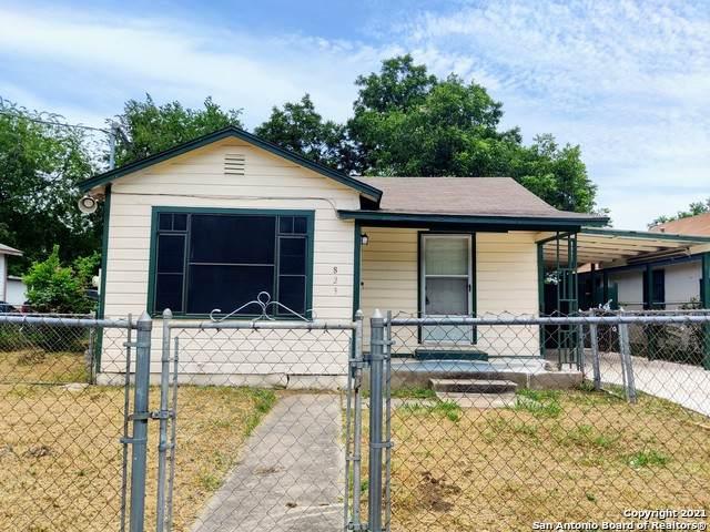 823 Sims Ave, San Antonio, TX 78225 (MLS #1546338) :: Carter Fine Homes - Keller Williams Heritage