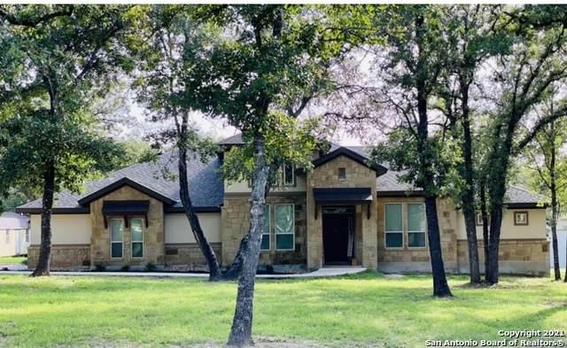 145 Chuckwagon Dr, La Vernia, TX 78121 (MLS #1546346) :: The Gradiz Group