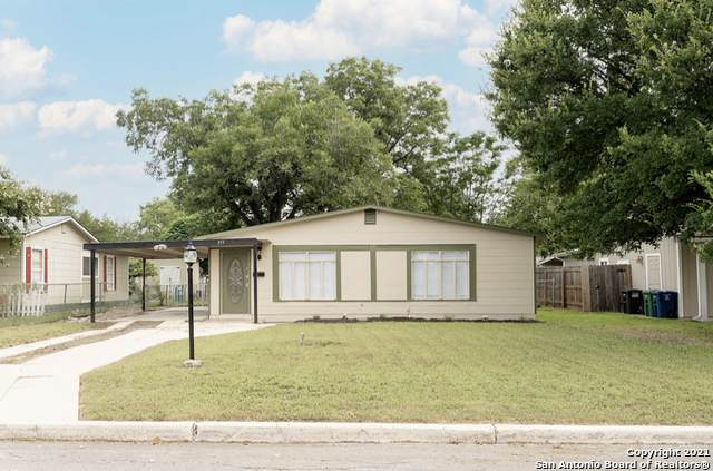 355 Trudell Dr, San Antonio, TX 78213 (#1546365) :: The Perry Henderson Group at Berkshire Hathaway Texas Realty