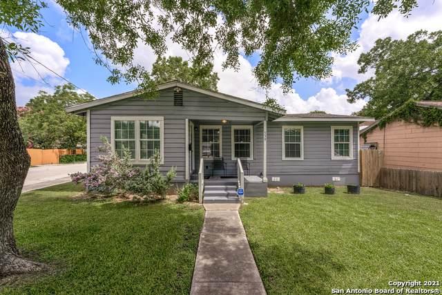 539 Lovera Blvd, San Antonio, TX 78212 (MLS #1546397) :: Vivid Realty