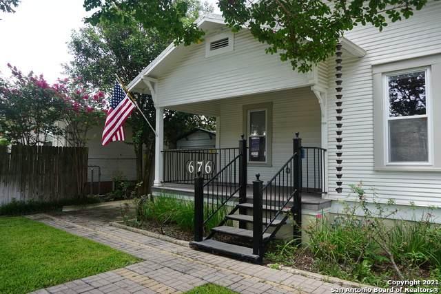 676 S Santa Clara Ave, New Braunfels, TX 78130 (MLS #1546523) :: The Mullen Group   RE/MAX Access
