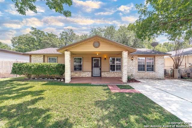 5614 Rushhill St, San Antonio, TX 78228 (MLS #1546606) :: EXP Realty