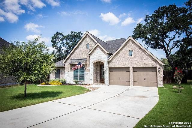 106 Coldwater Creek, Boerne, TX 78006 (MLS #1546611) :: Countdown Realty Team