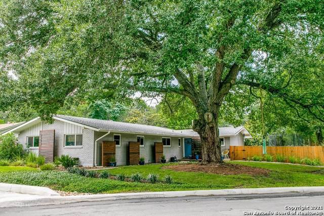 2343 Blanton Dr, San Antonio, TX 78209 (MLS #1546684) :: Santos and Sandberg