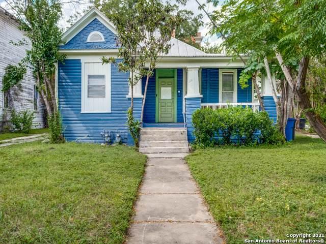 501 W Woodlawn Ave, San Antonio, TX 78212 (MLS #1546795) :: Santos and Sandberg