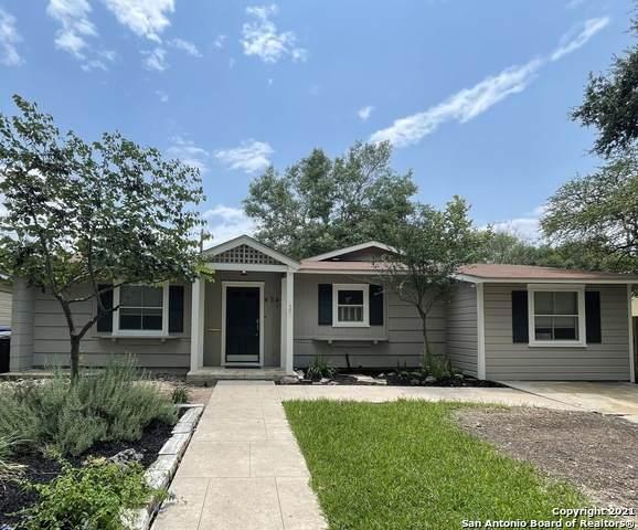 434 Devonshire Dr, San Antonio, TX 78209 (MLS #1546904) :: Concierge Realty of SA