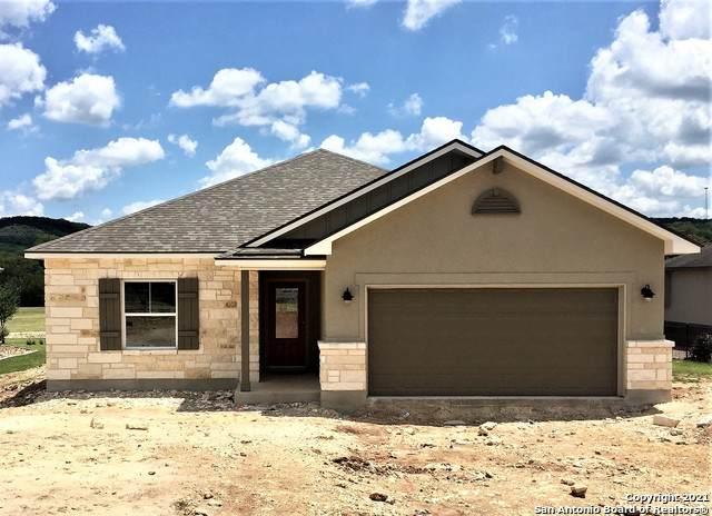 496 Shayla Ln, Canyon Lake, TX 78133 (MLS #1547064) :: Tom White Group