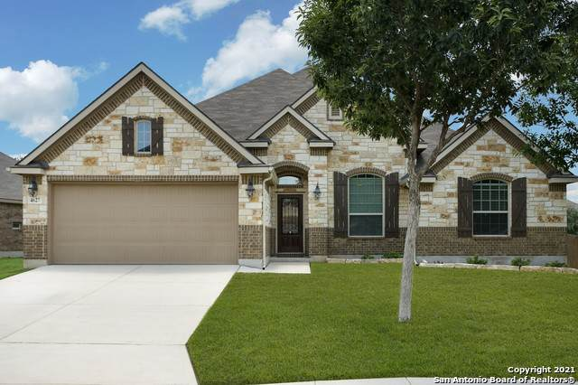 4627 Jesse Bowman, San Antonio, TX 78253 (MLS #1547192) :: The Glover Homes & Land Group