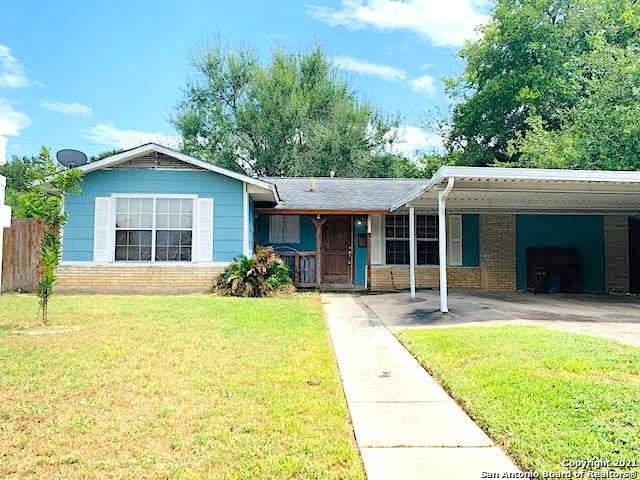 4006 E Palfrey St, San Antonio, TX 78223 (MLS #1547772) :: Concierge Realty of SA