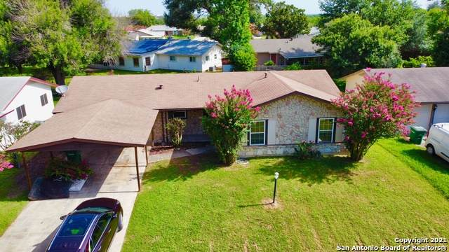7347 Timbercreek Dr, San Antonio, TX 78227 (MLS #1547840) :: Beth Ann Falcon Real Estate