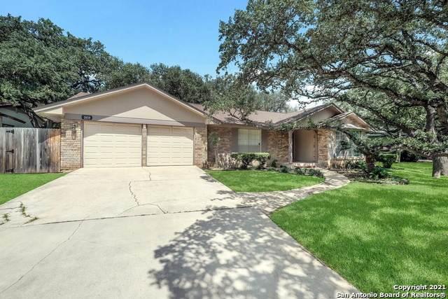 2810 Whisper Hill St, San Antonio, TX 78230 (MLS #1548370) :: Exquisite Properties, LLC