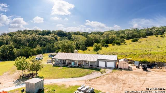 160 Sydney Trail North, Center Point, TX 78010 (MLS #1548376) :: Texas Premier Realty