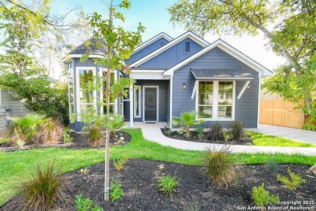 814 Poinsettia, San Antonio, TX 78202 (MLS #1548388) :: Texas Premier Realty