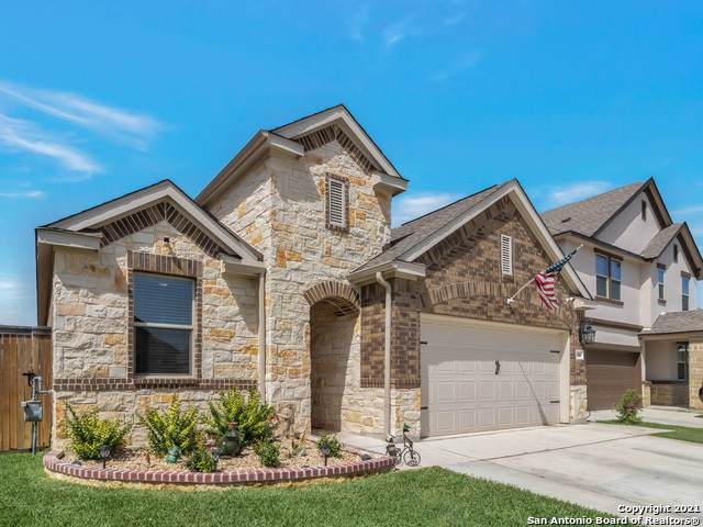8310 Lajitas Bend, San Antonio, TX 78254 (MLS #1548464) :: REsource Realty