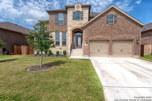 1915 Wilby Ln, San Antonio, TX 78253 (MLS #1549058) :: The Rise Property Group