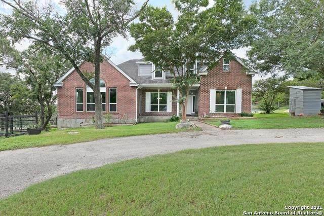 3162 Barton Hill Dr, Bulverde, TX 78163 (MLS #1549328) :: The Real Estate Jesus Team