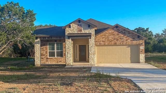 1340 Kings Ranch Road, Bandera, TX 78003 (MLS #1549459) :: Exquisite Properties, LLC