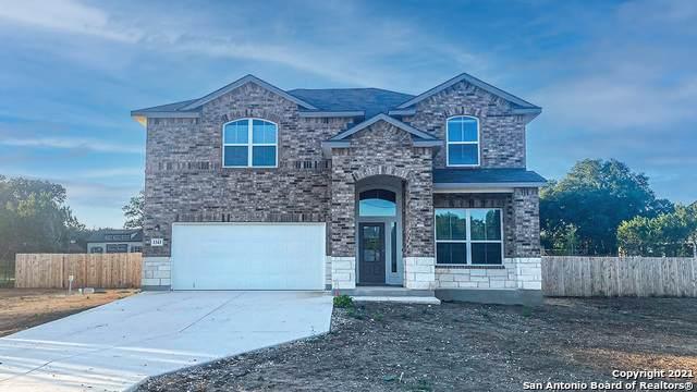 1343 Kings Ranch Rd, Bandera, TX 78003 (MLS #1549468) :: Exquisite Properties, LLC