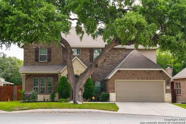 402 Mcknight Ranch, San Antonio, TX 78245 (MLS #1549622) :: The Lopez Group
