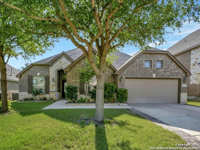 4531 Amos Pollard, San Antonio, TX 78253 (MLS #1550045) :: 2Halls Property Team | Berkshire Hathaway HomeServices PenFed Realty