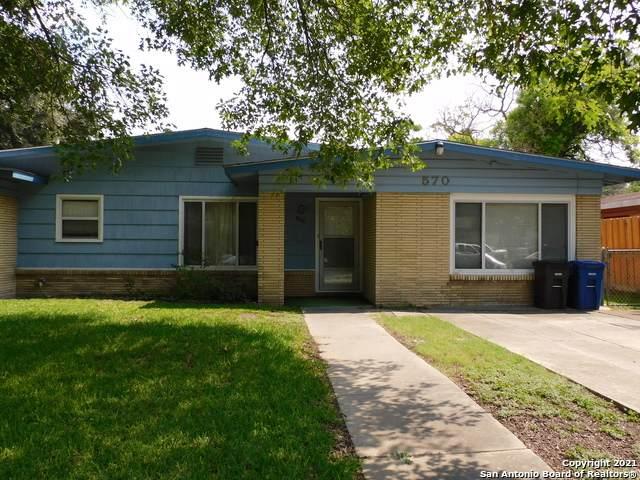 570 Artemis Dr, San Antonio, TX 78218 (MLS #1550669) :: The Gradiz Group