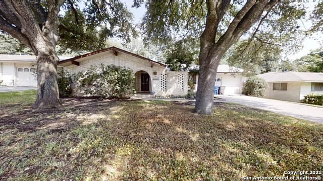 3703 Sugarhill, San Antonio, TX 78230 (MLS #1550783) :: The Glover Homes & Land Group