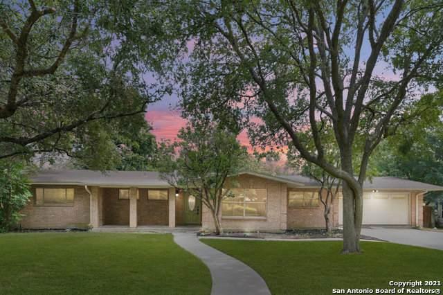 208 Briarcliff Dr, Castle Hills, TX 78213 (MLS #1551626) :: The Gradiz Group