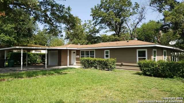 203 Greenhaven Dr, San Antonio, TX 78201 (MLS #1551657) :: The Glover Homes & Land Group
