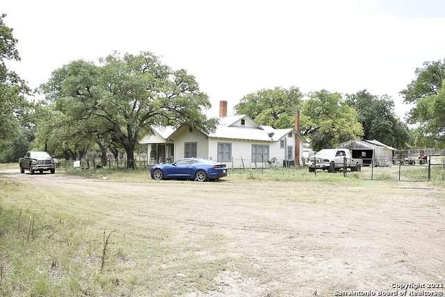 1331 Elm Springs Trail, Menard, TX 76859 (MLS #1552449) :: Phyllis Browning Company