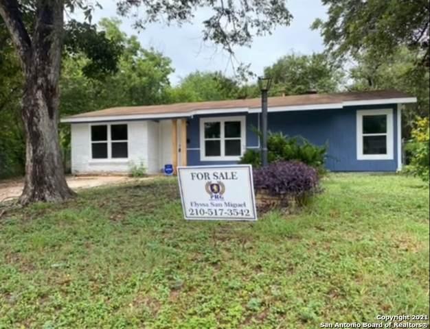 241 Shelburn Dr, San Antonio, TX 78220 (MLS #1553028) :: Texas Premier Realty