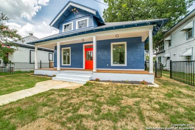 133 Wharton St, San Antonio, TX 78210 (MLS #1553567) :: Carter Fine Homes - Keller Williams Heritage