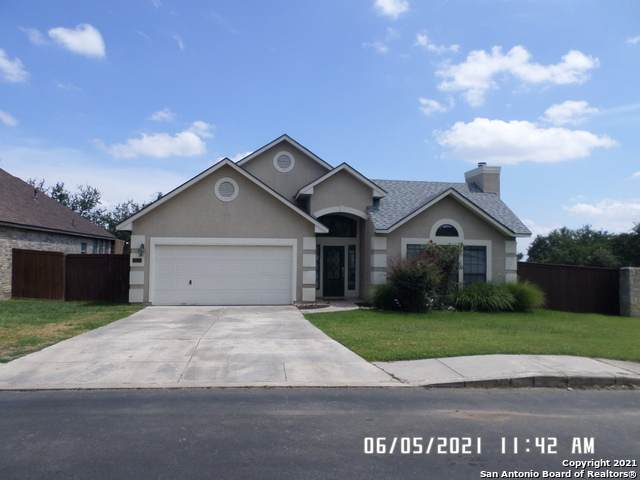 2610 Caravan Cir, San Antonio, TX 78258 (MLS #1553868) :: The Glover Homes & Land Group