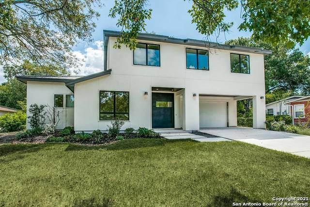 804 Canterbury Hill St, Terrell Hills, TX 78209 (MLS #1555713) :: Concierge Realty of SA