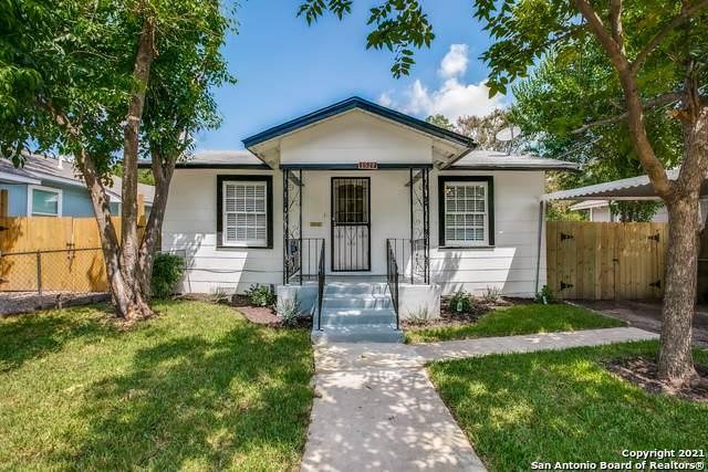 1527 Dawson St, San Antonio, TX 78202 (MLS #1556084) :: Concierge Realty of SA