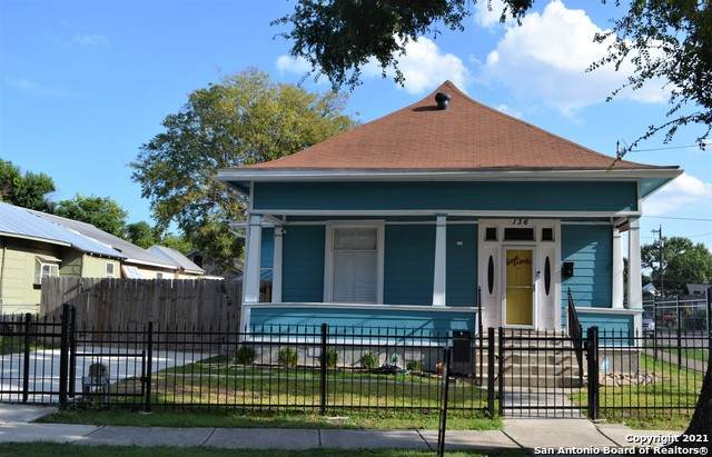 136 Uvalde St, San Antonio, TX 78210 (MLS #1556284) :: Concierge Realty of SA