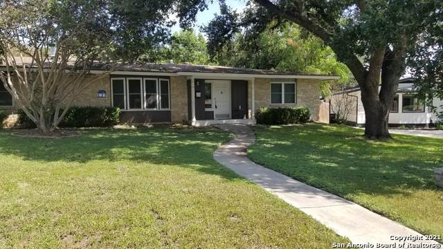 119 Medford Dr, San Antonio, TX 78209 (MLS #1556622) :: Concierge Realty of SA