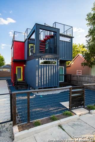 910 Wyoming, San Antonio, TX 78203 (MLS #1556849) :: The Real Estate Jesus Team