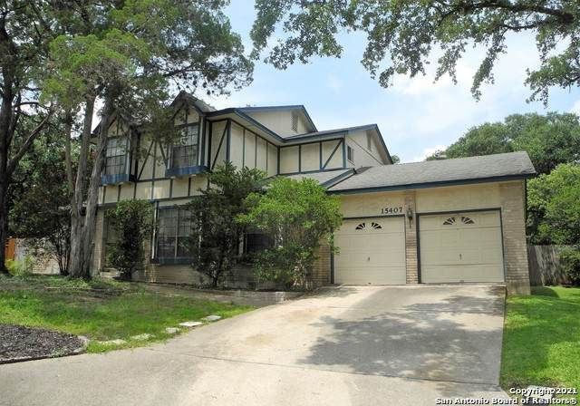 15407 Forest Mist, San Antonio, TX 78232 (MLS #1556961) :: Texas Premier Realty