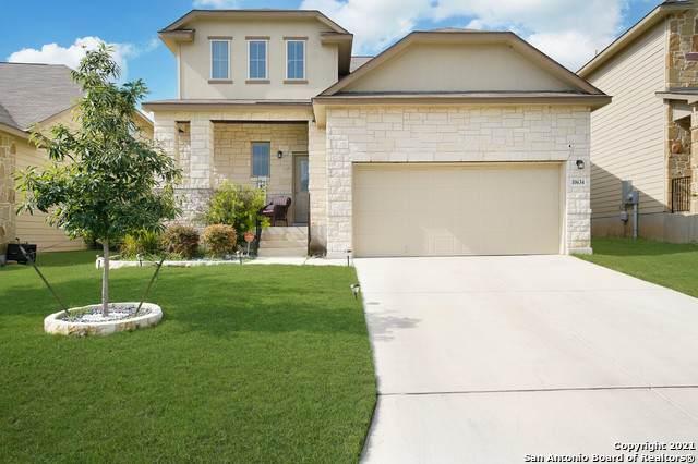 10634 Gentle Fox Bay, San Antonio, TX 78245 (MLS #1557179) :: Exquisite Properties, LLC