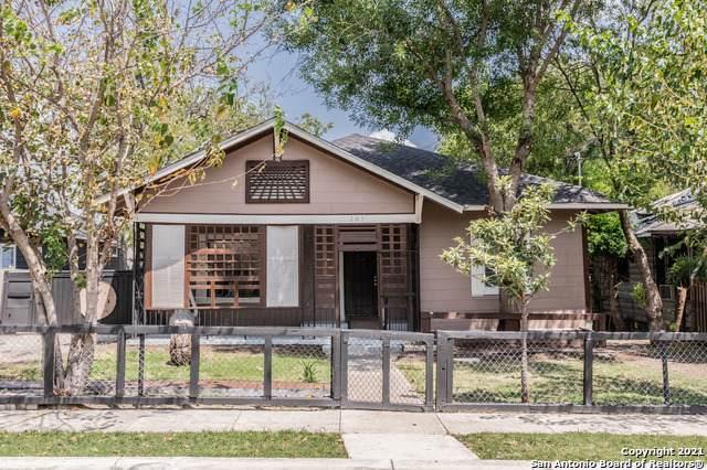 207 University Ave, San Antonio, TX 78201 (MLS #1557518) :: Phyllis Browning Company